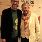 con Ricardo Menéndez Salmón