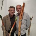 con Paco Aguialr 2018