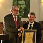 medalla honor prensa 2017
