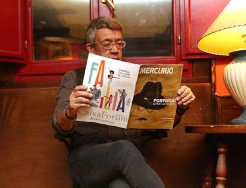 Mercurio: dos décadas de fomento de la lectura